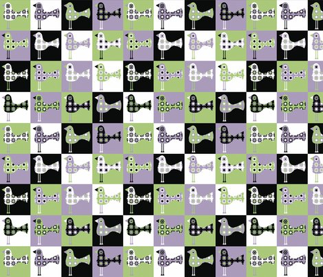 Patchwork_flower_birds_8_x_8_greenpurple_shop_preview