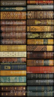 Monsieur Fancypantaloons' Instant Library ~ Small ~ Border Print