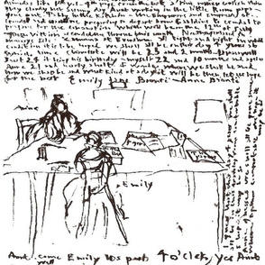 Emily & Anne Bronte's Diary