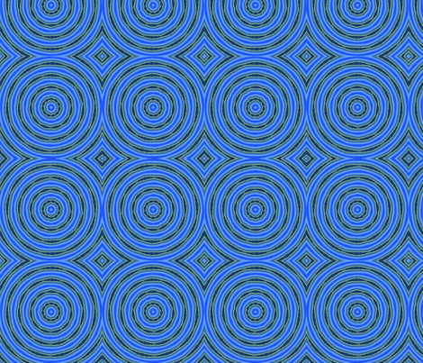 twirl_blue fabric by anino on Spoonflower - custom fabric