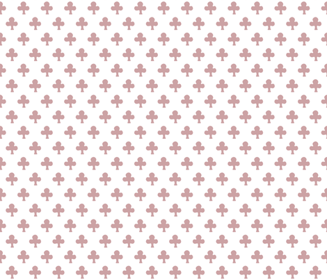 Indian Clover in earth fabric by domesticate on Spoonflower - custom fabric