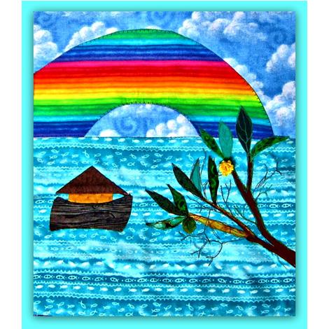 Noah_Rainbow_Olive_Branch  1 Piece_-ed
