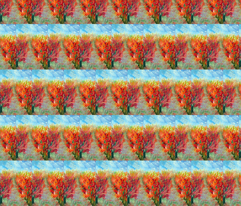 Trees Beckon_Swatch fabric by tree_of_life on Spoonflower - custom fabric