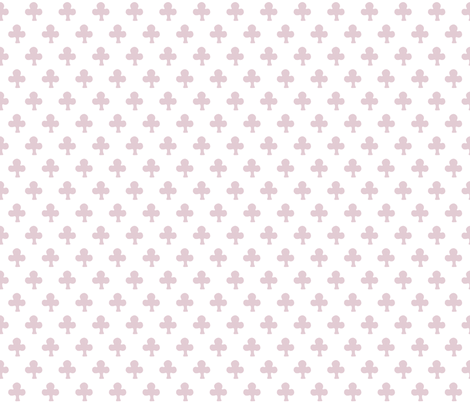 Indian  Clover in morning fog fabric by domesticate on Spoonflower - custom fabric