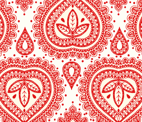 decorative_tile1 fabric by aimeesthill on Spoonflower - custom fabric