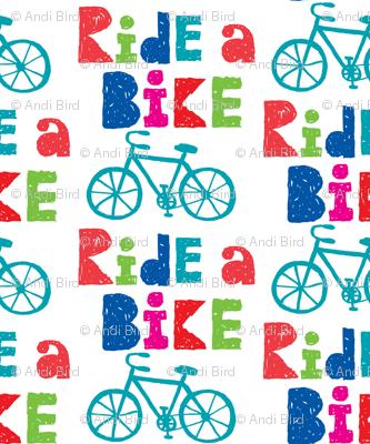 Ride a Bike Sketchy