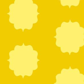 Yellow Moroccan