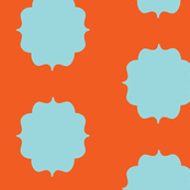 Orange Blue Moroccan-ch-ch-ch-ch-ch
