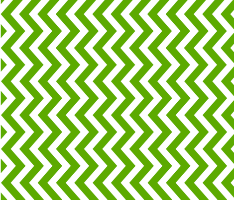 tillytom chevron - green