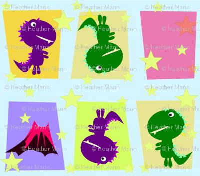Cute Mod Dinos