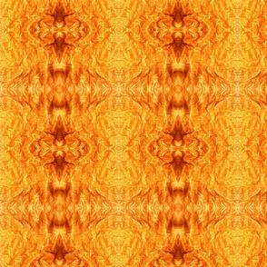 Mirrored Warm Wrinkles