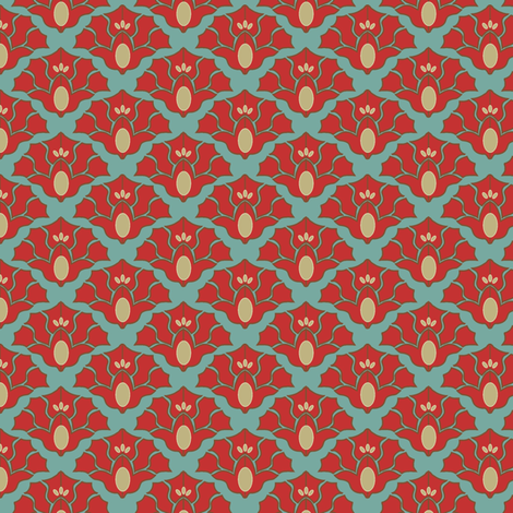 granada_stencil fabric by kirpa on Spoonflower - custom fabric