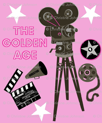 The Golden Age / pink