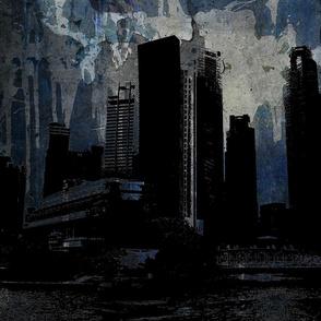 urban city scape