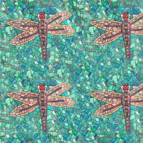 Dragonfly 4 mosaic