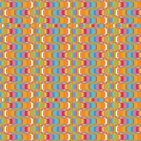 Circus Knit fabric by joanmclemore on Spoonflower - custom fabric