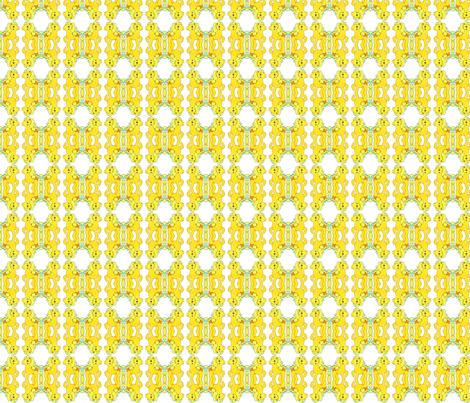Applejack fabric by theunicornandthewasp on Spoonflower - custom fabric