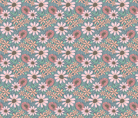 Huckleberry Point fabric by alisontauber on Spoonflower - custom fabric