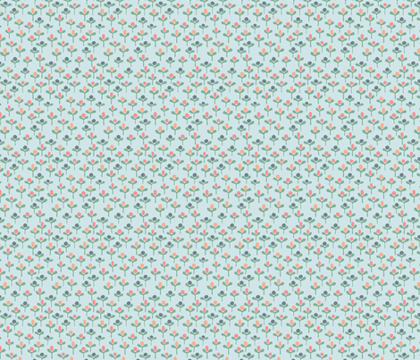 Bitsy fabric by alisontauber on Spoonflower - custom fabric