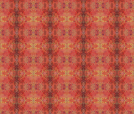 Burning Vision fabric by vaslittlecrow on Spoonflower - custom fabric