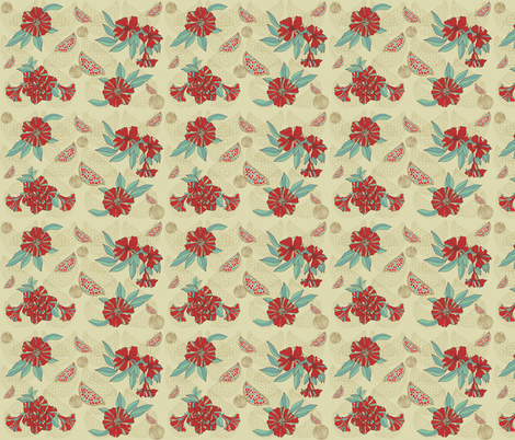 granada (contest version) fabric by kirpa on Spoonflower - custom fabric