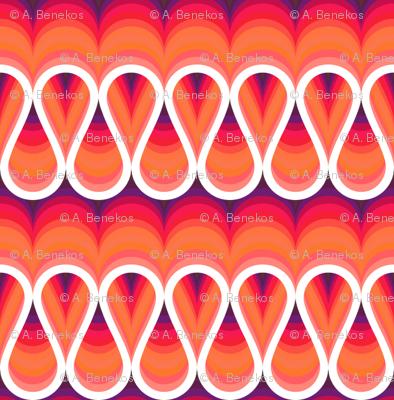 Calais Candy Ribbon Stripe