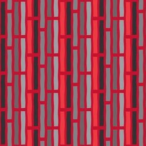Wavy Tiles (Thames Night)