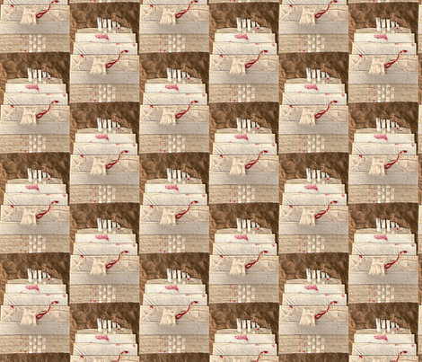 Happy Birthday to You! fabric by anniedeb on Spoonflower - custom fabric
