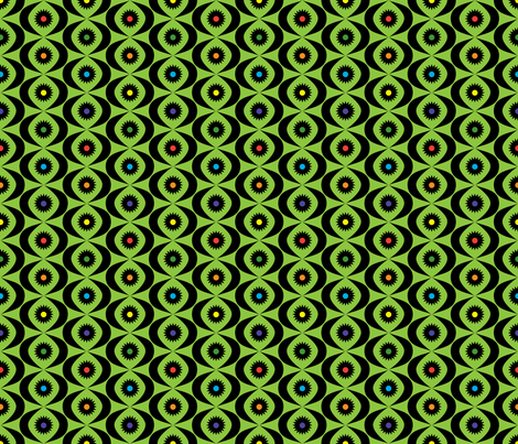 Retro Edge fabric by andibird on Spoonflower - custom fabric