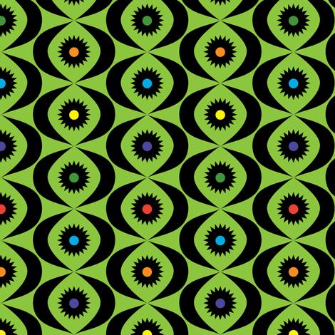 Retro Edge fabric by andibird on Spoonflower - custom fabric