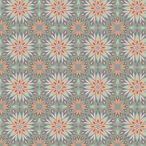 Arrowroot fabric by alisontauber on Spoonflower - custom fabric