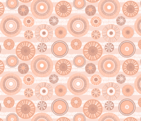 Pinwheels fabric by alisontauber on Spoonflower - custom fabric