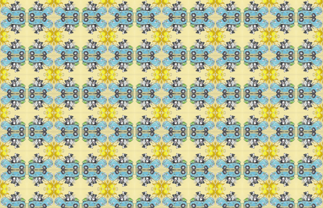 goin to the dog park fabric by cfishdesign on Spoonflower - custom fabric