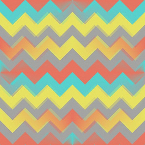 Sunset Chevron