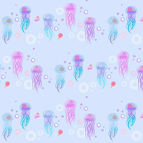 Jellyfish & Sweets