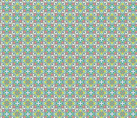 Connie Squares fabric by alisontauber on Spoonflower - custom fabric