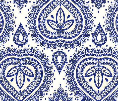 decorative_ fabric by aimeesthill on Spoonflower - custom fabric