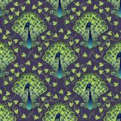 Gilded Peacock - Midnight Stroll