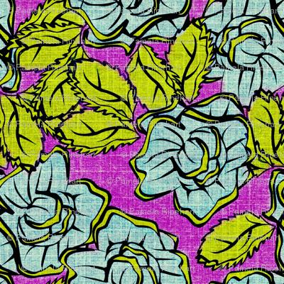 50s Floral - Miami Tarts