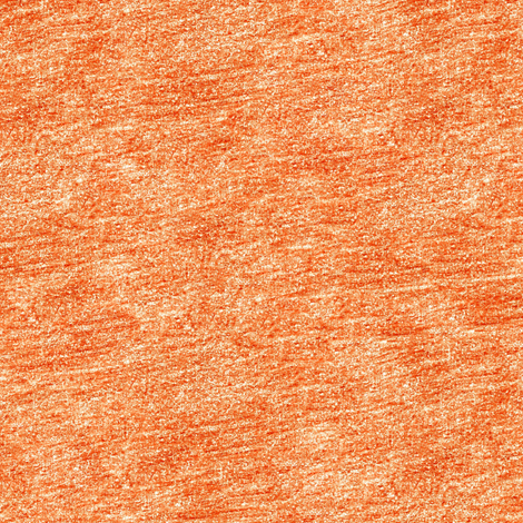 orange crayon texture  fabric by weavingmajor on Spoonflower - custom fabric