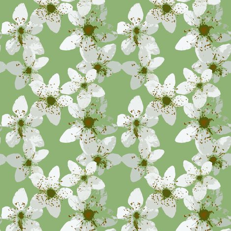 blackberry_blossom fabric by keweenawchris on Spoonflower - custom fabric