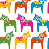 Dala Horse (Polychrome)