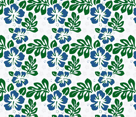 Island Swim fabric by flyingfish on Spoonflower - custom fabric