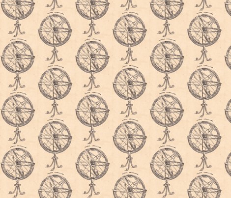 Armillaire fabric by flyingfish on Spoonflower - custom fabric