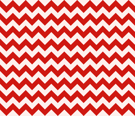 Foxtail Chevron fabric by nightgarden on Spoonflower - custom fabric