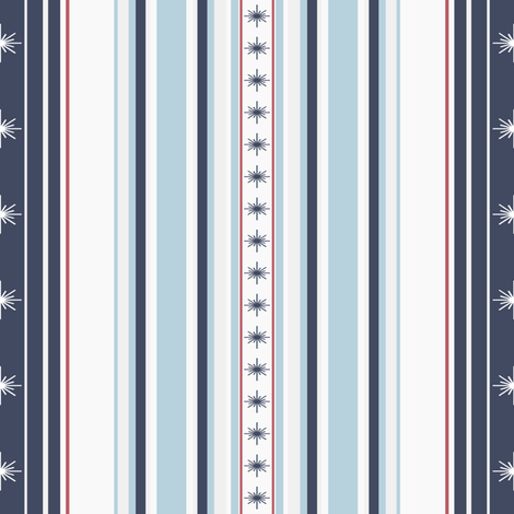 Stars___Stripes fabric by walkathon on Spoonflower - custom fabric