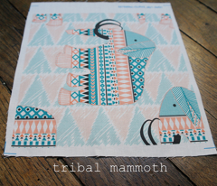 Tribal Mammoth