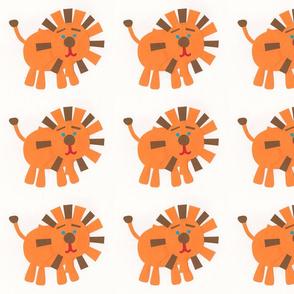 Retro Lions
