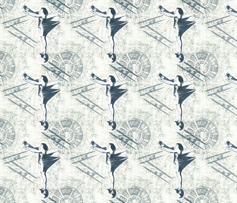 Model Planes fabric by donna_kallner on Spoonflower - custom fabric