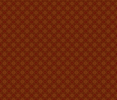 Western Spice fabric by flyingfish on Spoonflower - custom fabric